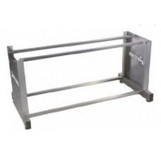 Bas av rostfritt stål - 122,5 x 60 x 61 cm